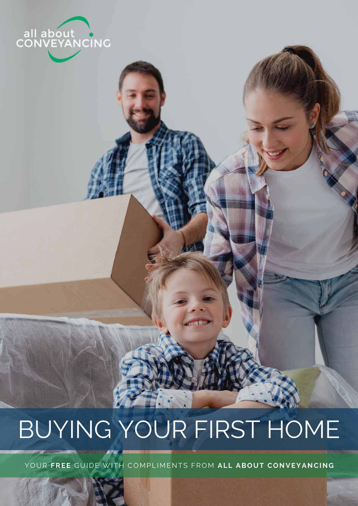 Buying Your First Home Report