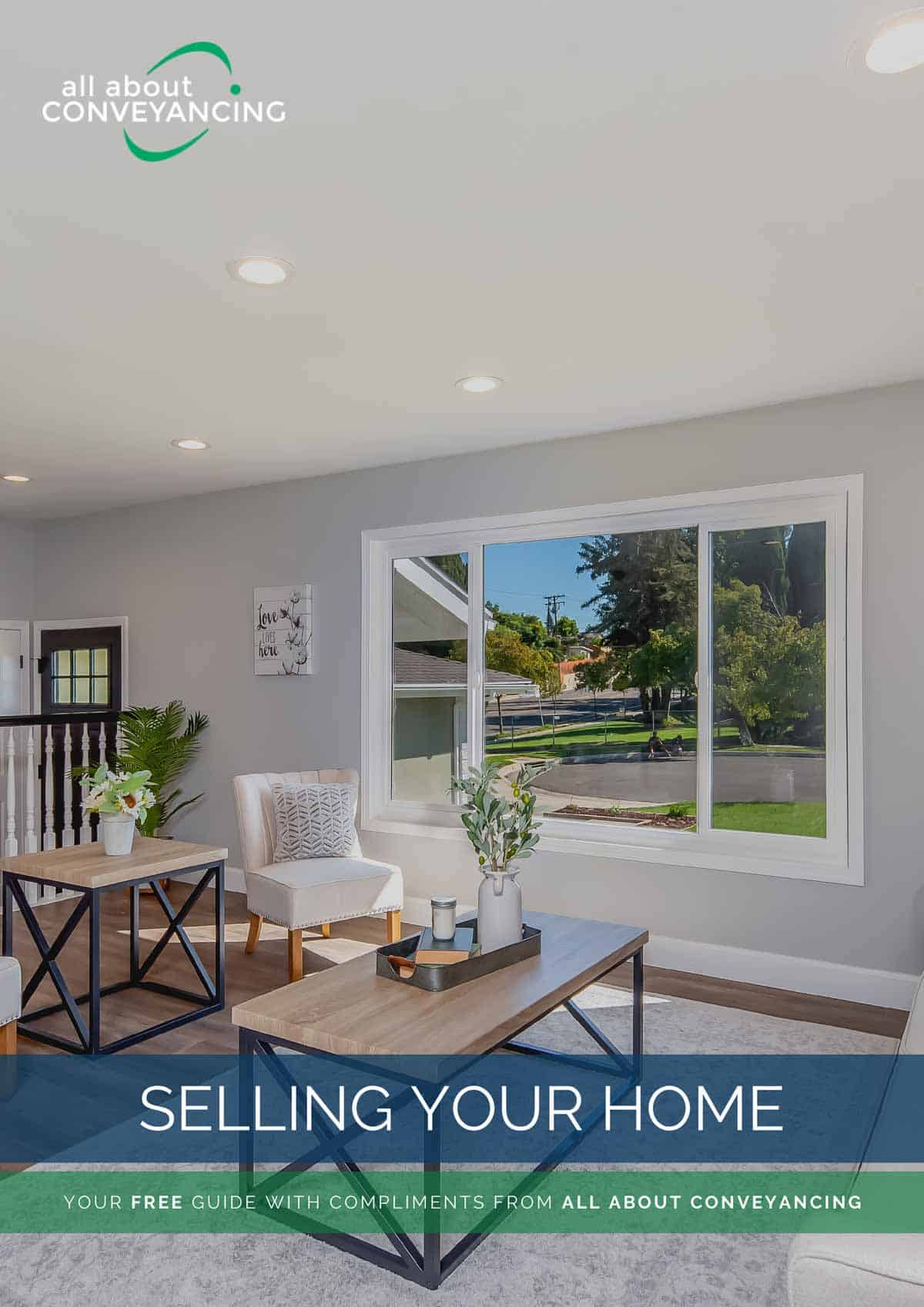 Selling Your Home Report